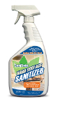 SaniDate 32 oz(6) Ready to Use Spray Sanitizer